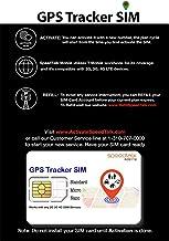 GPS Tracker Triple Cut SIM Card Starter Kit – No Contract (Universal SIM: Standard,..
