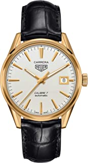 Best solid gold tag heuer Reviews