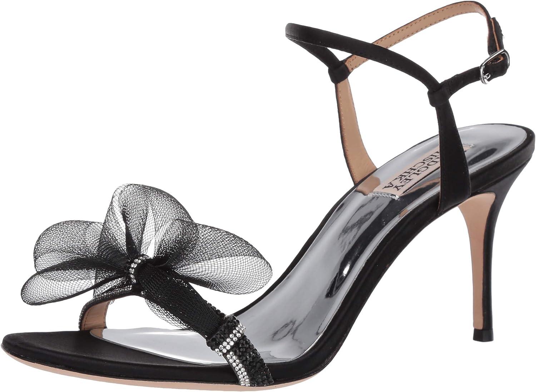 Badgley Mischka Women's Janie Heeled Sandal
