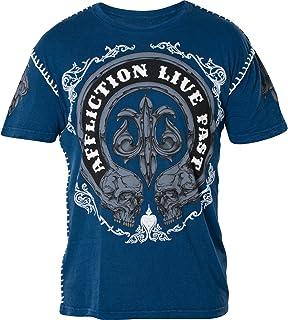 b822fb524 Amazon.com: affliction shirts for men - Affliction: Clothing, Shoes ...