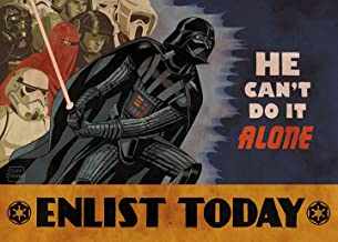 RFG REMOVE FROM GAME Vader Enlist Today Playmat 24 x 14 inch