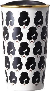 海外限定 スターバックス アリス オリビア マグ タンブラー Starbucks Alice+Olivia Double Wall Mug 355ml/12fl oz [海外直配送] (Alice+Olivia)