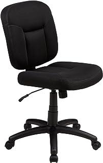 AmazonBasics - Silla de Oficina  Silla escritorio (respaldo bajo)
