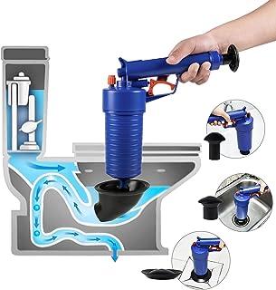 Eterna Toilet Plunger,Air Drain Blaster,Power Toilet Plunger,Pressure Pump Cleaner,High Pressure Plunger for Bath/Toilets/...