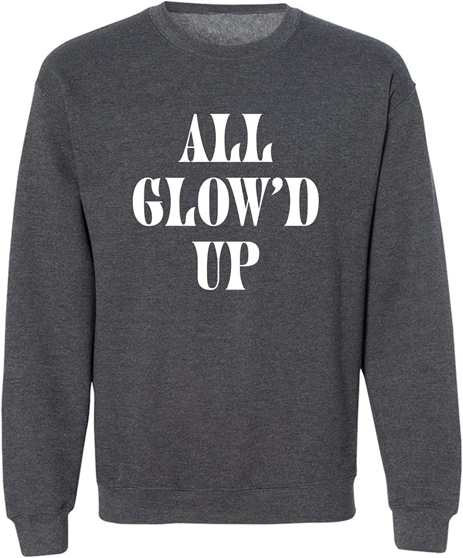 All Glow'd Up Crewneck Sweatshirt