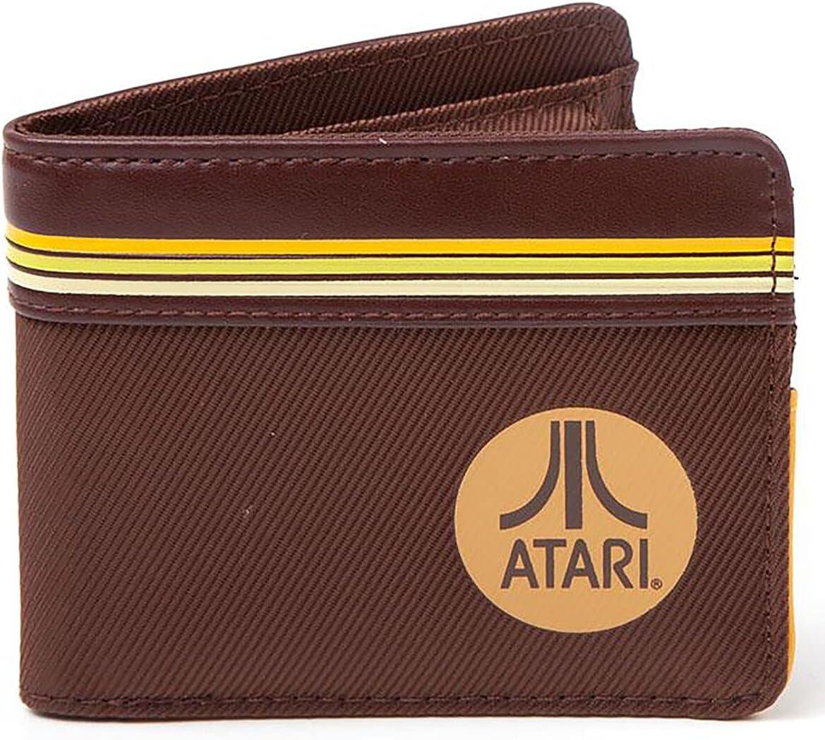 Atari Arcade Life Wallet, Marrón