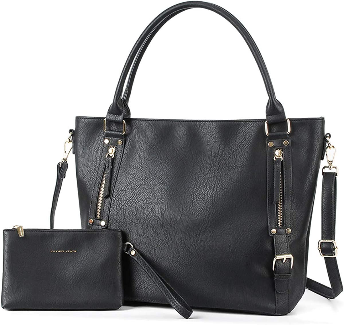CHANRS KEATN Handbags for High material Women Leather Bag Shoulder Price reduction Ladies Tote