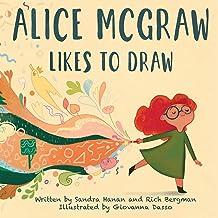 Alice McGraw Likes to Draw