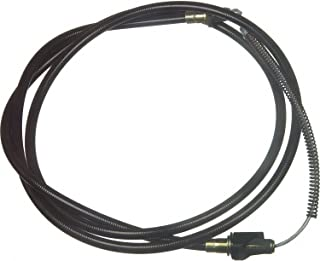 Wagner BC76621 Premium Brake Cable Rear Left
