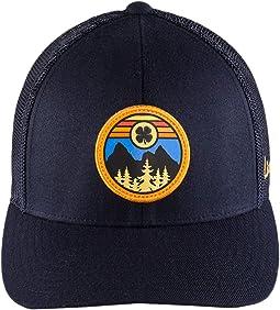 Patch Clover/Navy/Navy Mesh