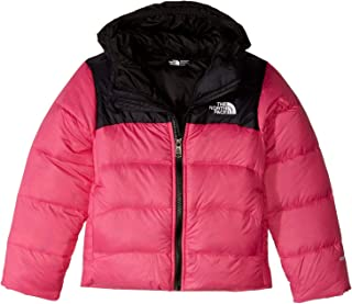 The North Face Girls' Double Down Triclimate, Mr. Pink, M