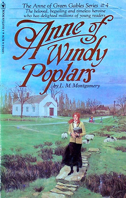 著名な太陽気分Anne of Windy Poplars (Anne of Green Gables Book 4) (English Edition)