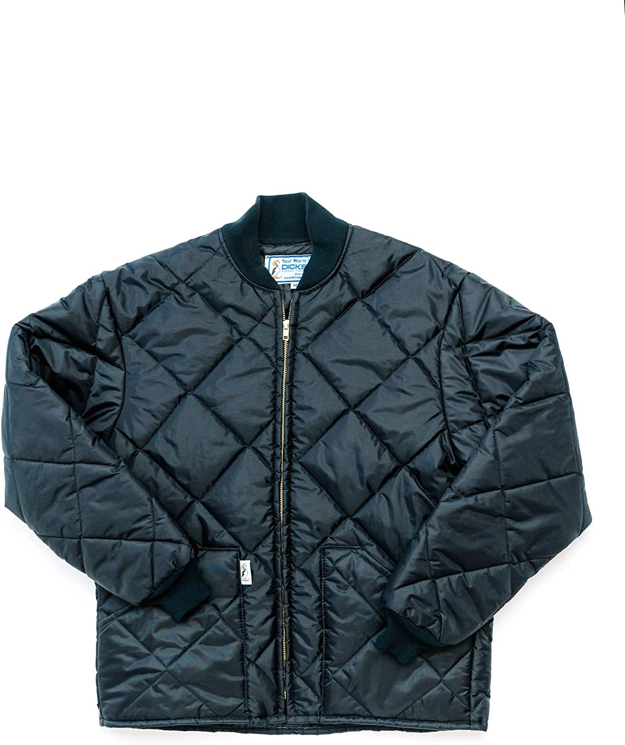 Classic Quilted Insulated Jacket