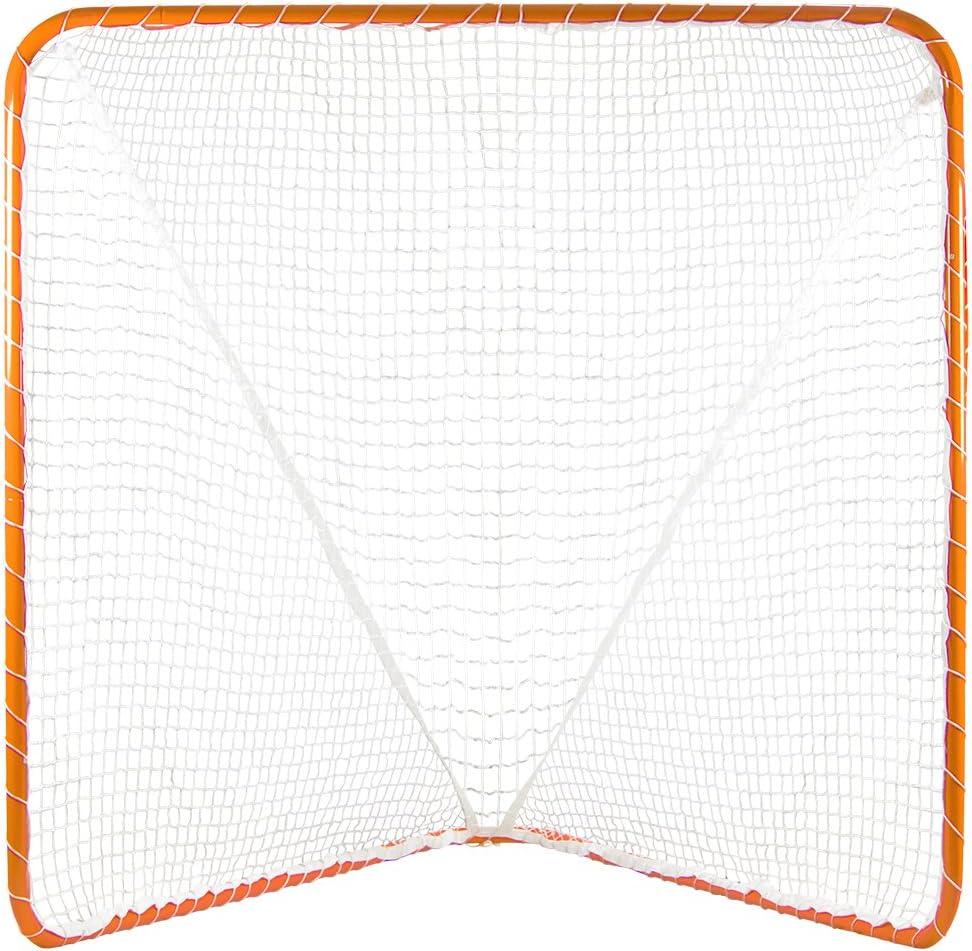 Award Crown Sporting Goods Lacrosse Goal Orange 6-Feet 6 x Max 67% OFF