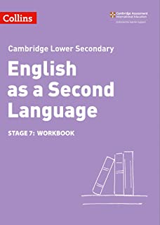 Lower Secondary English as a Second Language Workbook: Stage 7