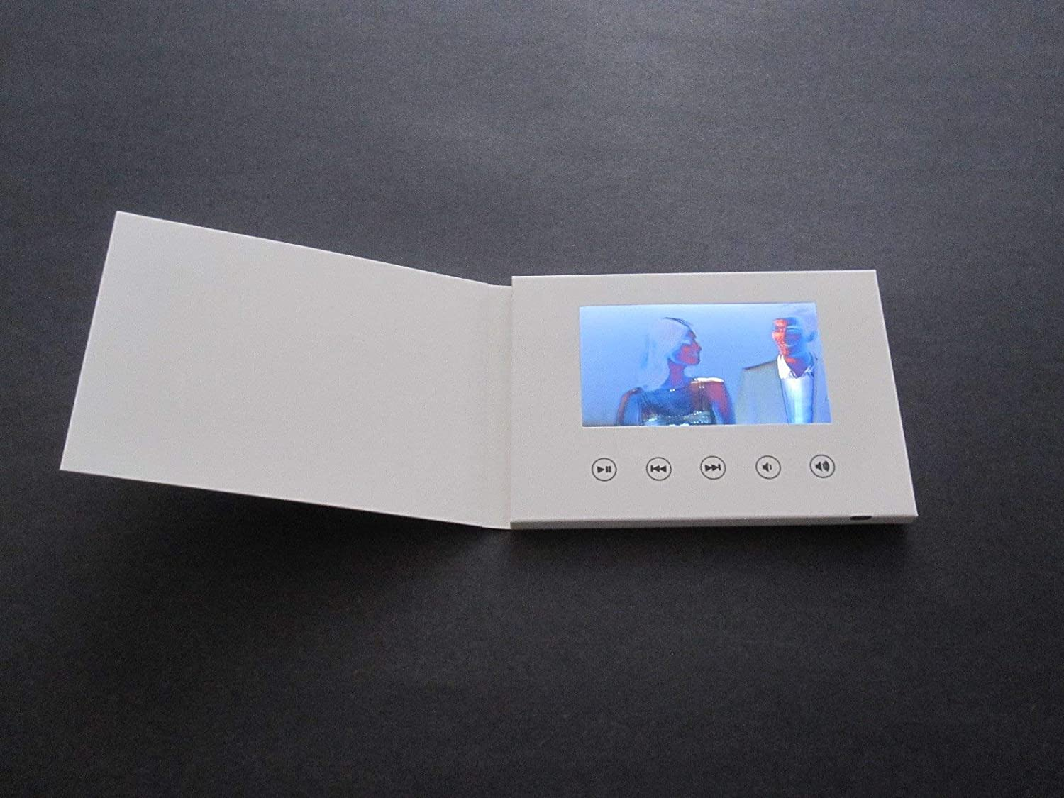 Video Ranking TOP4 invitation video greeting screen Credence pregn card
