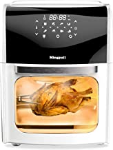 Large 12.7 Quart 8 in 1 Air Fryer, BANIROMAY 1700 Watt Electric Hot Air Fryers Oven Oilless Cooker with Rotisserie, Dehydr...