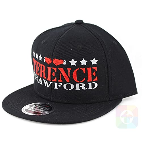 Boxing Terence Crawford Flat Six Panel Pro Style Snapback OttoCap  2032 71716695fc5d