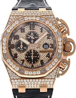 オ-デマ・ピゲ AUDEMARS PIGUET ロイヤルオ-クオフショア クロノグラフ 26215OR.ZZ.A801CR.01 未使用 腕時計 メンズ (W185297)