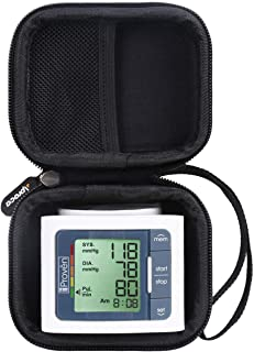 Aproca Hard Carry Travel Case for iProven Wrist Blood Presure Monitor Watch BPM-337