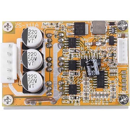 Scheda CONTROLLER PWM PER MOTORI BRUSHLESS da 12V a 36V Potenza  max 500W