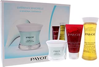 Payot Hydra 24 Plus Creme Glacee Set for Women 3 Pc