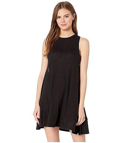 Rip Curl Surf Essentials Tank Dress (Black) Women