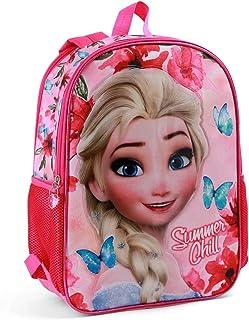 Frozen Summer Chill Mochila Infantil, 41 cm, Rosa