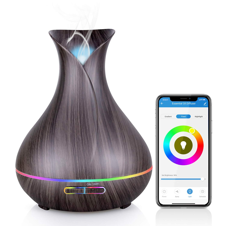 Amazon Maxcio 400ml Smart Aromatherapy Diffuser