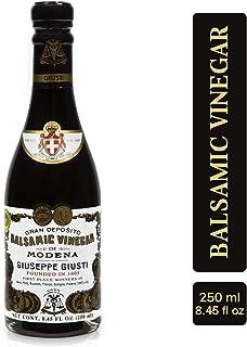 Giuseppe Giusti Aged Balsamic Vinegar of Modena - 2 Gold Medals Aceto Balsamico di Modena - Champagnotta 250ml
