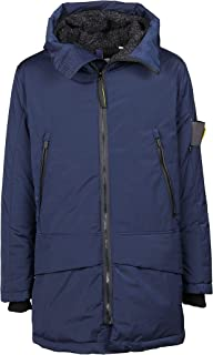 Rossignol Luxury Fashion Mens RLIMJ60715 Blue Coat   Fall Winter 19