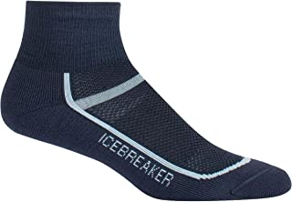 Icebreaker Merino, Mini calcetín para Mujer Multideporte Ligero cojín Mini Mini calcetín Multideporte Ligero