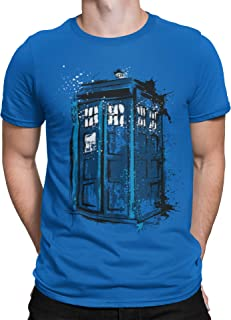 Camisetas La Colmena 308-Doctor Who - Time and Space (Dr.Monekers)