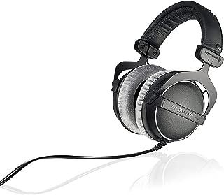 Renewed Smokey Grey Shure SRH550DJ Professional Quality DJ Headphones