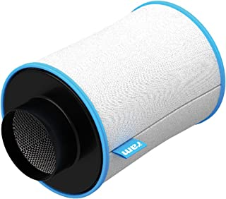"RAM 08-350-150 4"" 170m³/hr Carbon Filter for Hydroponics, 4"""