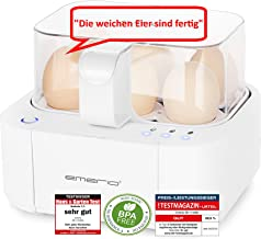 Emerio EB-115560, NEUHEIT, kocht alle drei Garstufen weich|m