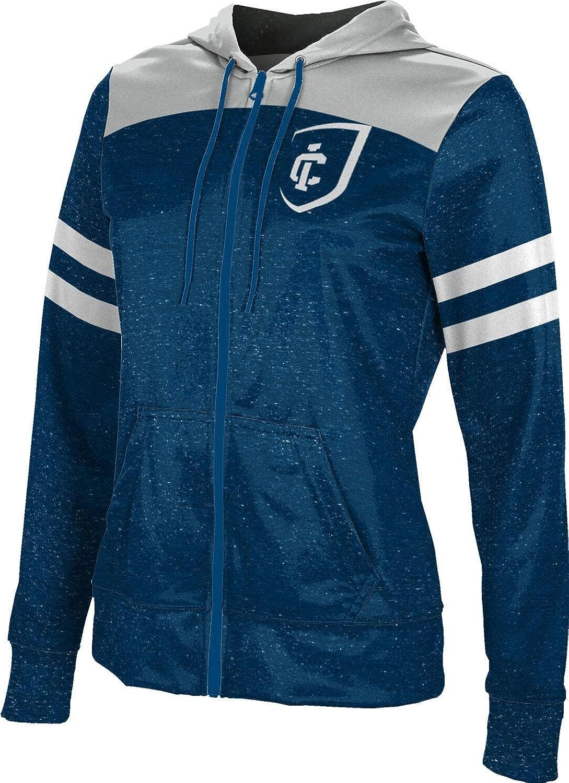 ProSphere Ithaca College Girls' Zipper Hoodie, School Spirit Sweatshirt (Gameday)