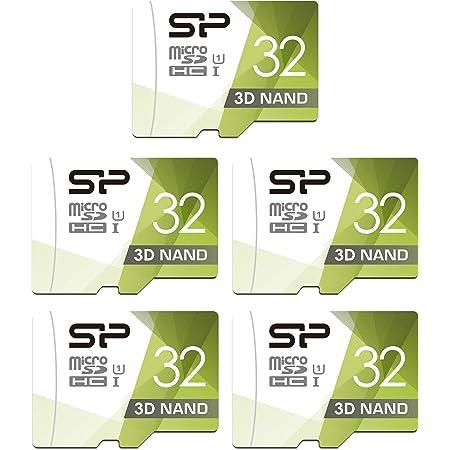 Silicon Power High Speed Microsd Karte Mit Adapter 32 Computer Zubehör