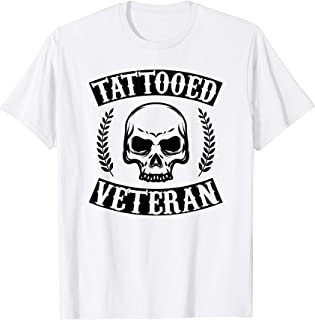 tattooed veteran