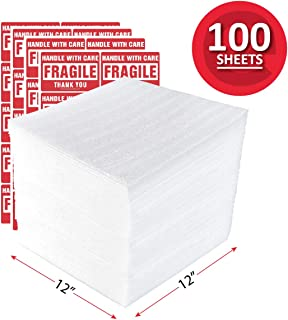 Best shipping foam sheets Reviews
