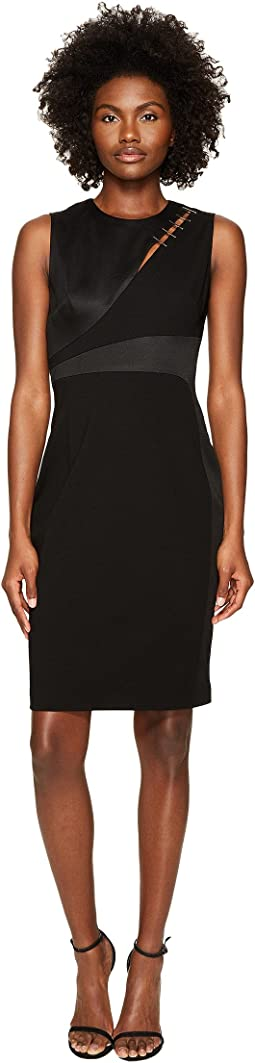 Versace Collection Sleeveless Jersey Dress