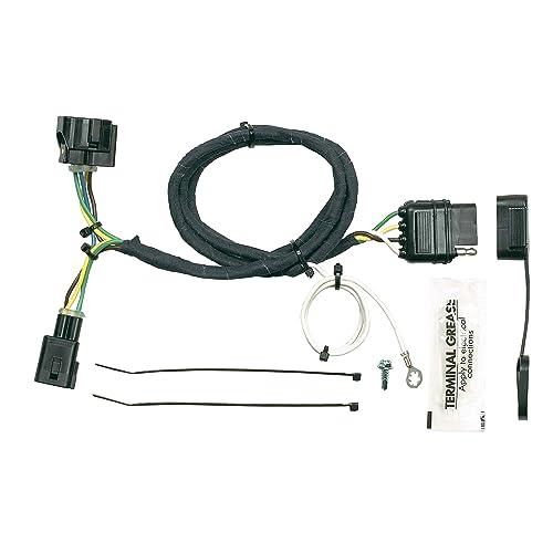 Pleasant Trailer Wiring Harness Kit Amazon Com Wiring Digital Resources Instshebarightsorg