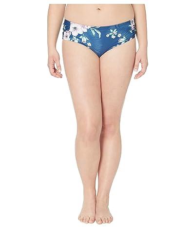 BECCA by Rebecca Virtue Plus Size Costa Rica Hipster Bottoms (Multi) Women