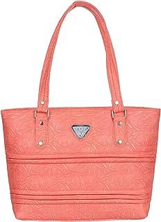 Janta PU Leather Women Shoulder Bag (Orange-3314)