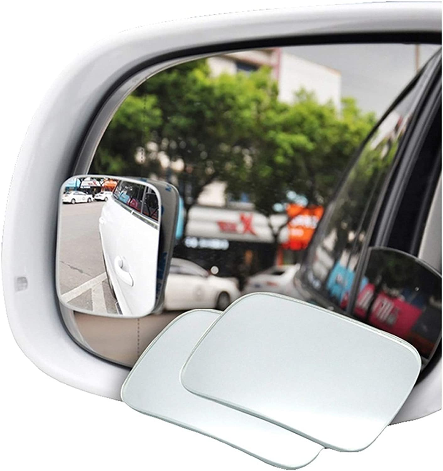 Saladplates-LXM Blind Spot excellence Mirrors with Colorado Springs Mall Hyundai Compatible IONIQ