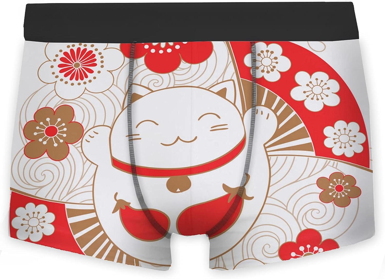 OcuteO Men's Boxer Briefs Cute Koala Bear Funny Animal Brief Underwear Novelty Big Bo