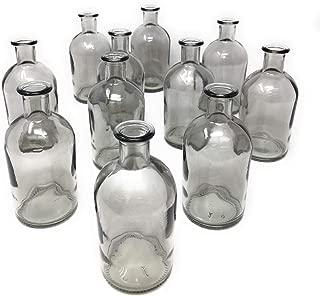 pewter bud vase