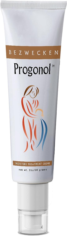 Bezwecken – Progonol – 2oz Creme – Professionally Formulated Pre–Menopause & PMS Symptom Support – Safe, Natural, Paraben Free – 30 Day Supply