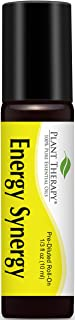 Energy Synergy Pre-Diluted Essential Oil Roll-On 10 ml (1/3 fl oz). Ready to use