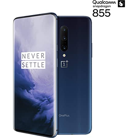 Oneplus 7 Pro Smartphone Nebula Blue Amoled Display 12 Elektronik